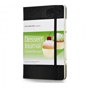 Dessert Journal - specjlany notatnik Moleskine Passion Journal VM315-03
